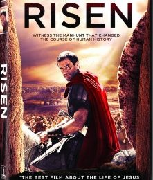 Cast of RISEN reacts to meeting Pope Francis ahead of May release of DVD