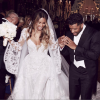NFL star Russell Wilson and Ciara tie the knot in an English castle