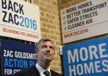 Zac Goldsmith: 'My number one priority is to make London safe from terror'