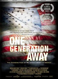 """One Generation Away"" film tour visits the frontlines of religious liberty issues"
