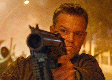 Box office: Jason Bourne shoots his way to the top