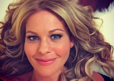 Candace Cameron Bure says prayer, Bible study help keep her grounded amid her busy schedule
