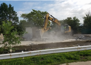 Pro-Life People Want to Turn Bulldozed Abortion Clinic Into a Memorial for the Unborn