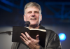 "Franklin Graham Slams Abortion: ""Just Because It's the Law of the Land Doesn't Make It Right"""