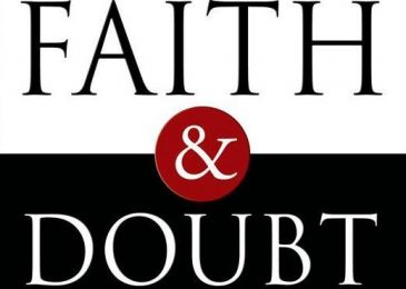 Are doubts a sign of a weak faith?