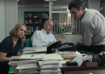 TLG Christian News-Movies-Does the Arc In Hollywood Bend Towards Justice?-spotlight movie mcadams keaton ruffalo e1446790570355 365x260