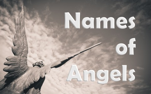 names of angels - 480×300