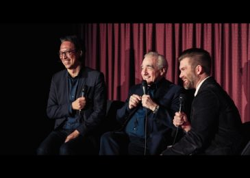 Martin Scorsese talks Spirituality and Silence