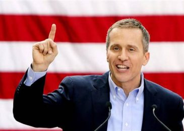 "TLG Christian News-American-Missouri Governor Takes Strong Pro-Life Stance: ""The People of Missouri Do Not Support Abortion""-EricGreitens 365x260"