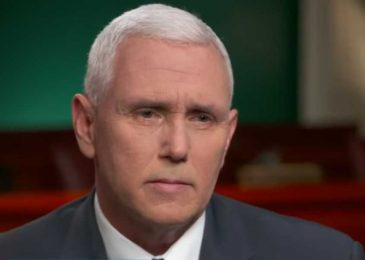Pence Comes Out in Support of Trump Decision to Retain Obama Order on Homosexual, Transgender Protections